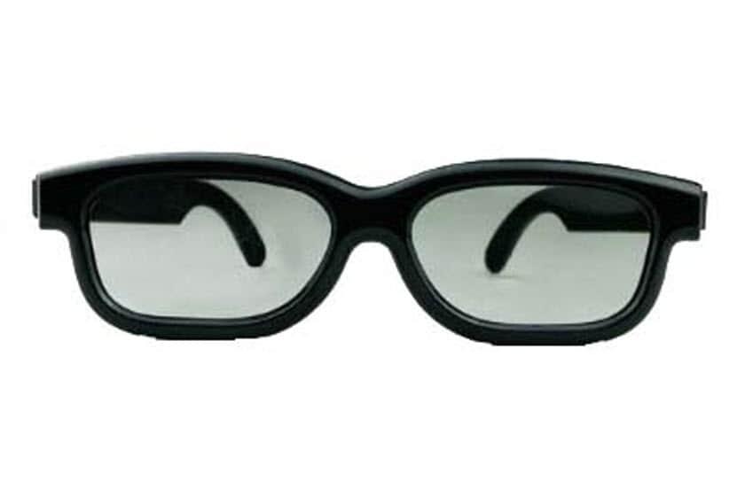d4afc266577319 Plastic 3d-brillen. Goedkope 3-d bril met gepolariseerde lenzen