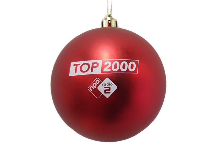 Grote Kerstballen Bedrukken Diameter 8cm Promoboer