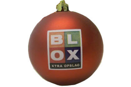 kerstballen bedrukken full-colour