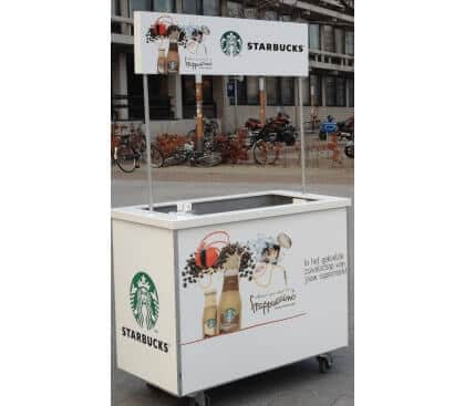 promotiestand outdoor medium