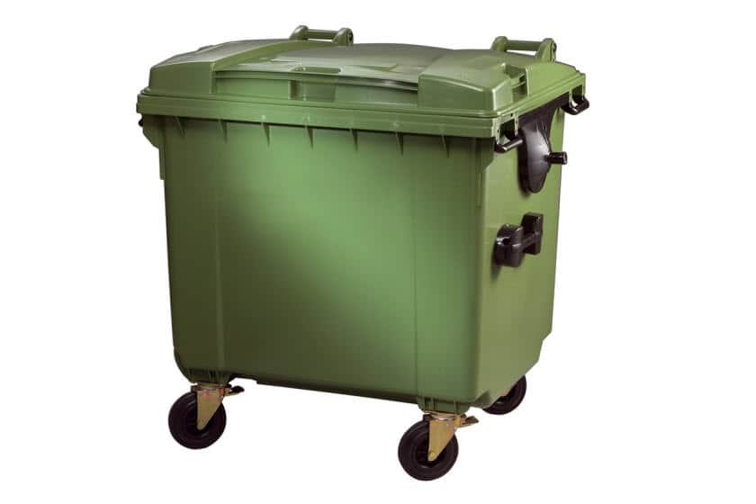 groene container