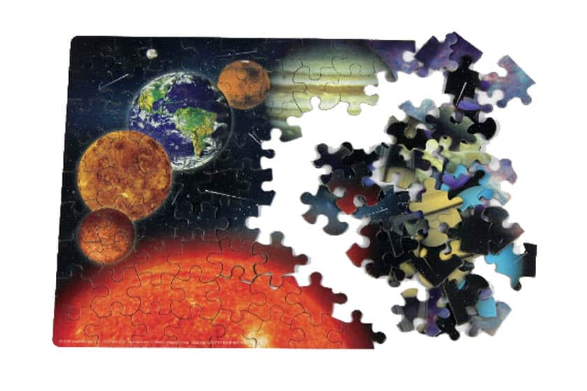 Grote legpuzzels
