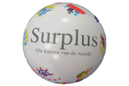 strandballen 40cm custom-made