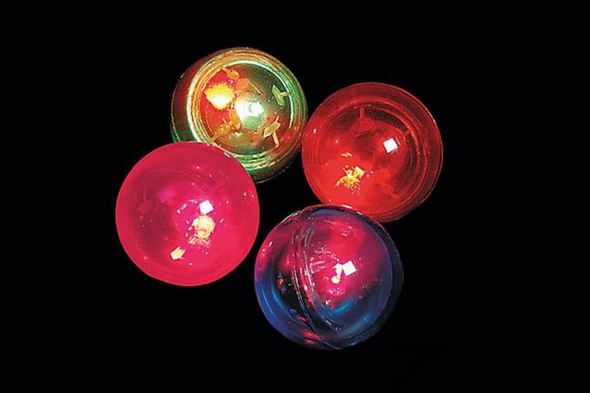 Stuiterbal Met Licht : Goedkope stuiterballen bedrukken promoboer