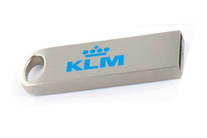 Metalen usb stick bedrukken