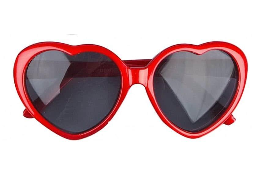 hartjes zonnebrillen bedrukken promoboer