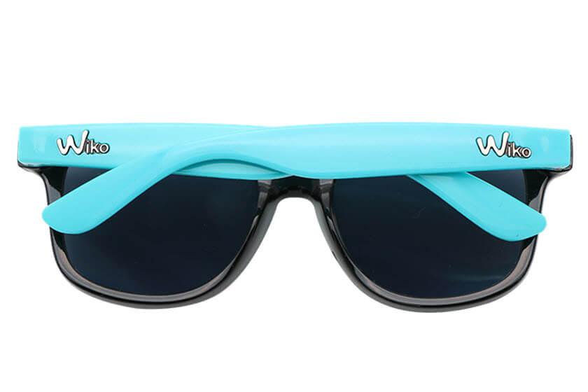 10b119ed4a2e46 zonnebrillen met voelbare opdruk metaal
